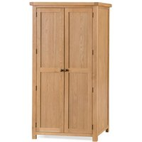 Product photograph showing Sydney Two Door Wardrobe
