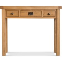 Read more about Sydney 3 drawer dressing table