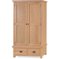 Read more about Sydney two door two drawer wardrobe