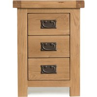 Read more about Sydney 3 drawer bedside table