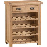Product photograph showing Sydney Wine Cabinet