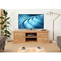 Read more about Rhone solid oak tv cabinet