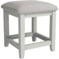 Product photograph showing Felix Dressing Table Stool