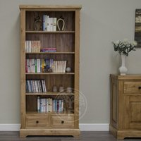 Read more about Deluxe large bookcase