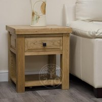 Read more about Deluxe side/ lamp table