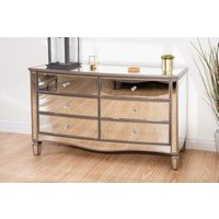 Gianna 6 Drawer Wide Chest