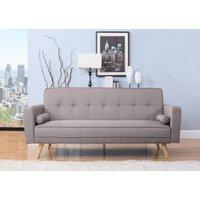 Elijah Grey Large Sofa Bed