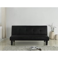 Cillian Black Sofa Bed
