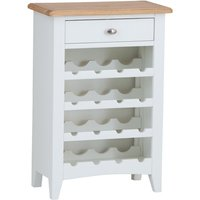 Product photograph showing Arlia Wine Cabinet