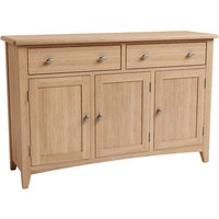 Read more about Dante 3 door solid oak sideboard