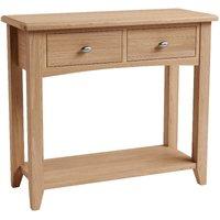 Read more about Dante solid oak console table