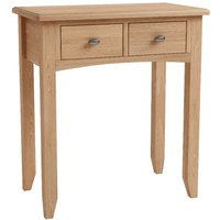 Read more about Skylar light oak dressing table