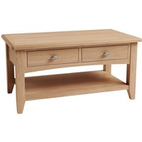 Read more about Dante large solid oak coffee table