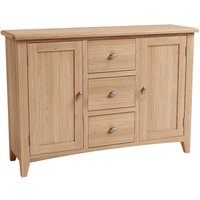 Read more about Dante large solid oak sideboard