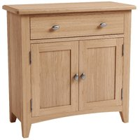 Read more about Dante small solid oak sideboard