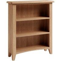 Read more about Dante small wide oak bookcase