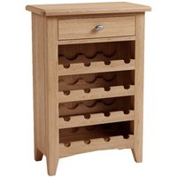 Product photograph showing Dante Wine Cabinet