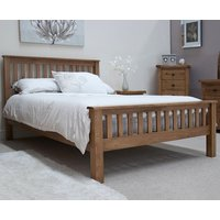 Bramley Oak Double Bed