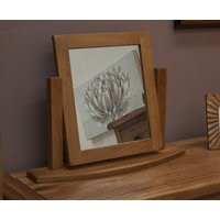 Read more about Bramley oak dressing mirror
