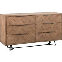 Jonah Chest of 6 Drawers