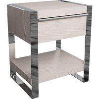 Zack Large Side Table/Bedside Cabinet