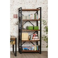 Product photograph showing Downtown Modern Open Bookcase