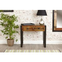 Product photograph showing Downtown Modern Console Table