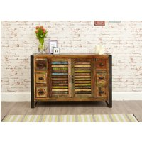 Read more about Downtown modern 6 drawer sideboard