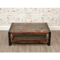 Read more about Downtown modern rectangular coffee table