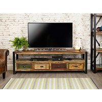 Product photograph showing Ex-display Downtown Modern Widescreen Television Cabinet