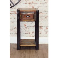 Read more about Downtown modern tall side table