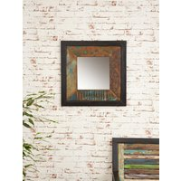 Product photograph showing Downtown Modern Small Mirror