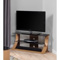 Product photograph showing Corsair Oak Tv Stand