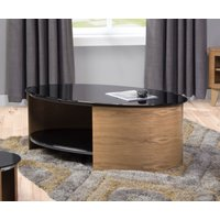 Read more about Corsair oak oval coffee table