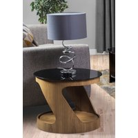 Read more about Corsair oak oval side table