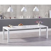 Read more about Ex-display joseph extending white high gloss dining table