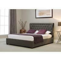 Read more about Kensington wing grey ottoman bed