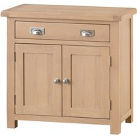 Read more about Rose 2 door 1 drawer oak sideboard