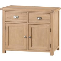 Read more about Rose 2 door 2 drawer oak sideboard
