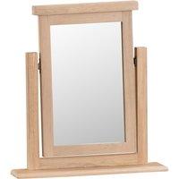 Read more about Rose oak trinket mirror