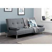 Milo Grey Fabric Sofa Bed