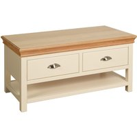 Product photograph showing Torridge Drawer Coffee Table