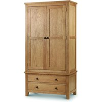 Minnesota Oak Combination Wardrobe