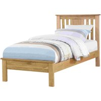Newlyn Single Low End Bed