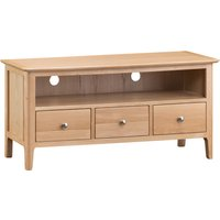 Read more about Sadie oak large tv unit