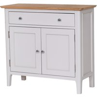 Read more about Daniella 2 door 1 drawer oak and grey sideboard