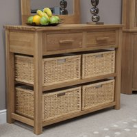 Read more about Rohan basket hall table