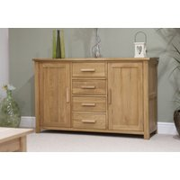 Read more about Rohan 130cm oak large sideboard
