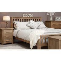 Read more about Rohan oak double bed
