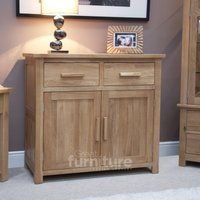 Read more about Rohan oak small sideboard